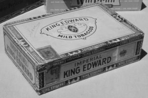 Cigar Box BW