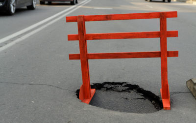 It's Spring – Bet on Potholes